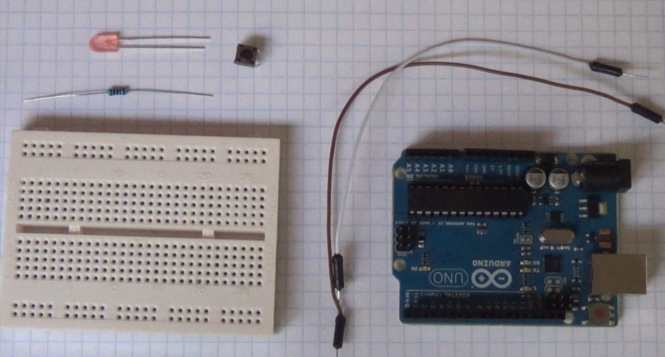 arduino tutorial digital input output